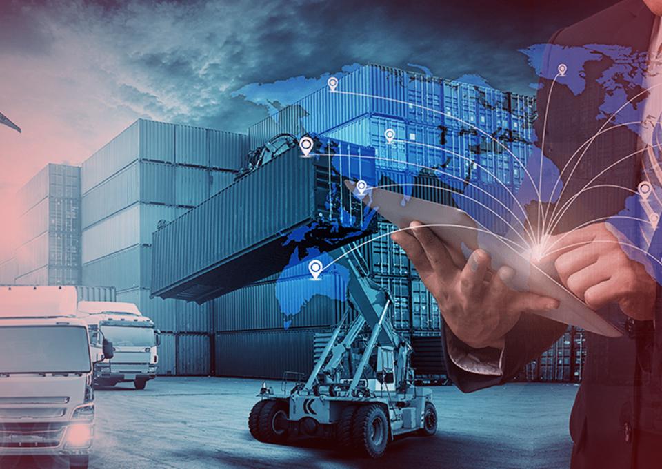 logistica 4.0 Integração Sistemas EBInterchange